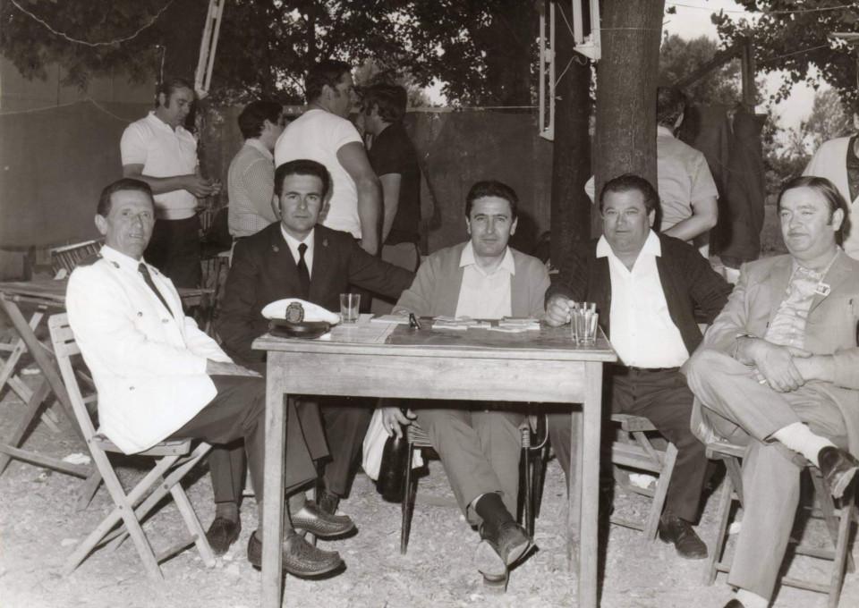 Calderara, anni '60