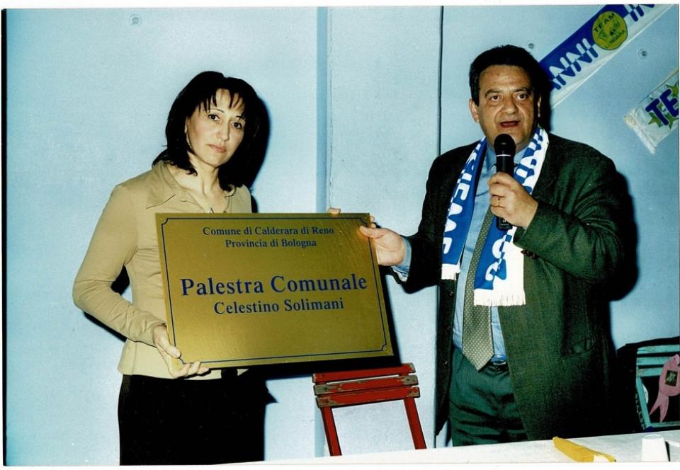 Pallavolo, Team Longara 2001