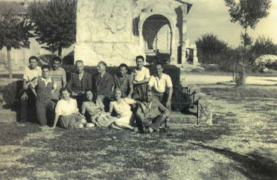 Impiegati comunali, 1946