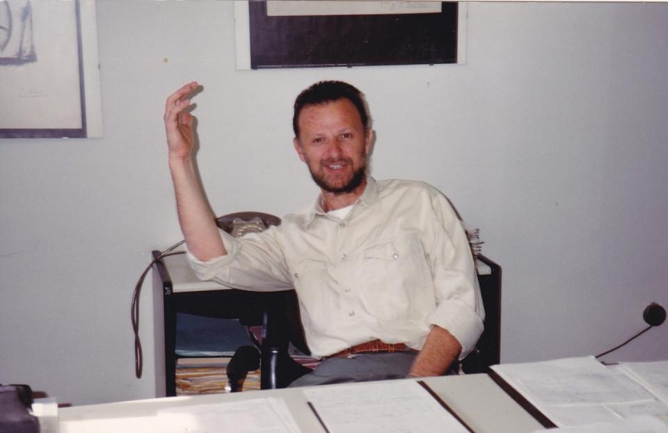 Sandro Baroni, coordinatore dei Servizi scolastici, sociali e culturali