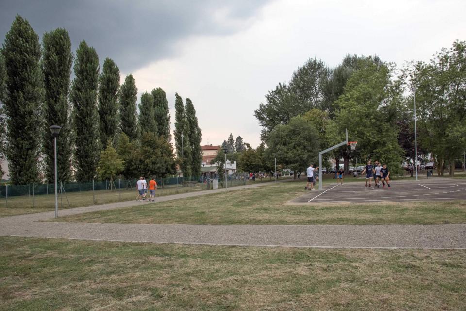 Parco di Tavernelle, inaugurazione luglio 2018