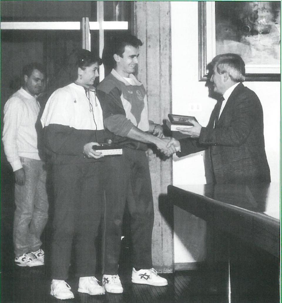 Pattinaggio Calderara, 1994