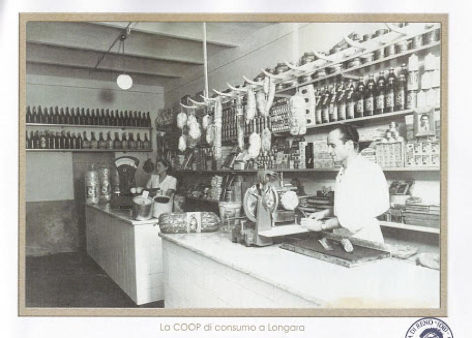 La Coop di consumo a Longara