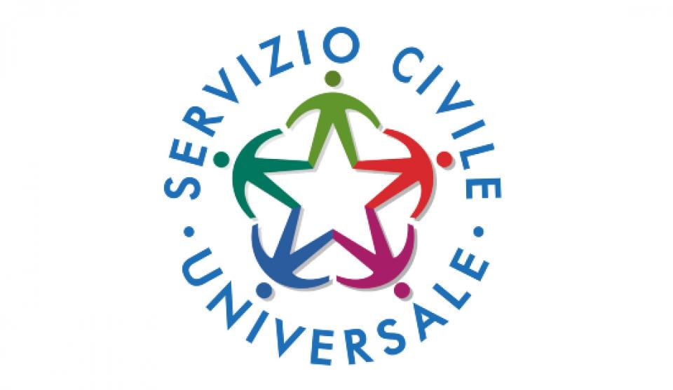 Logo del Servizio Civile Universale