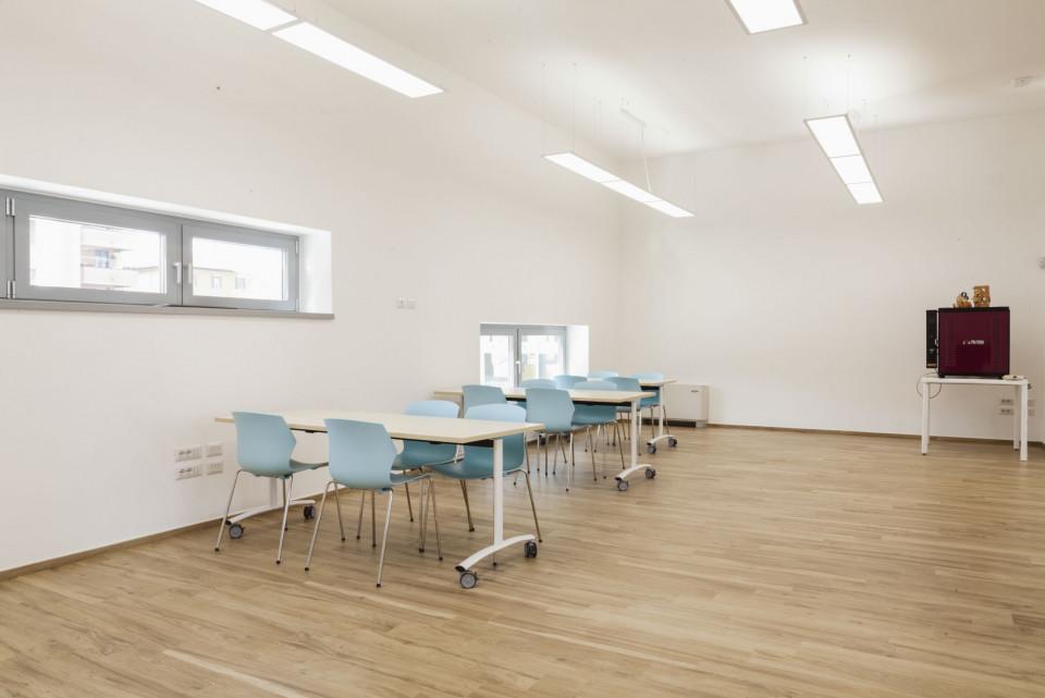 Sala laboratori