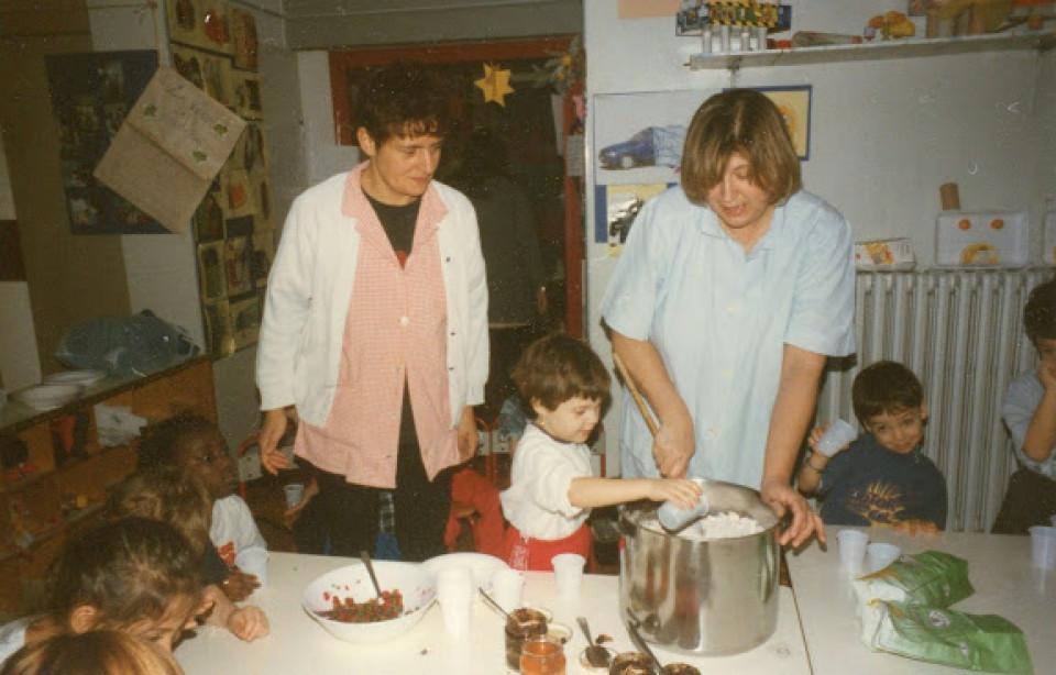 Scuola dell'infanzia comunale Arcobaleno,1997