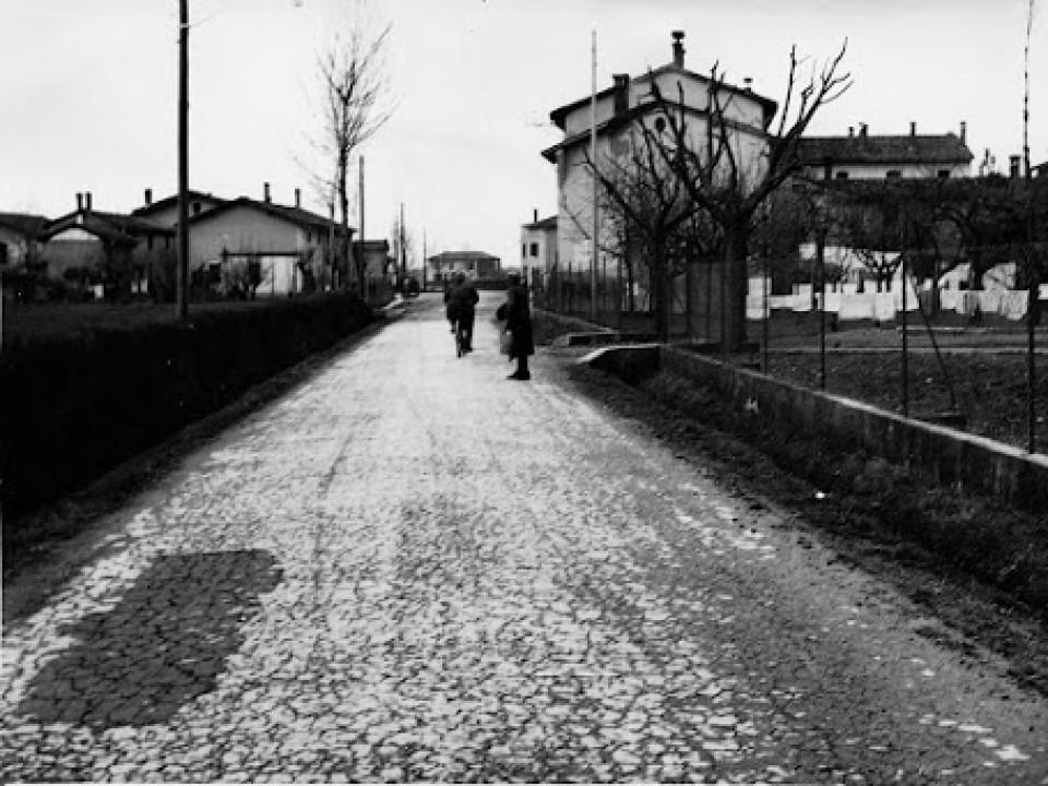 Castel Campeggi, 1956