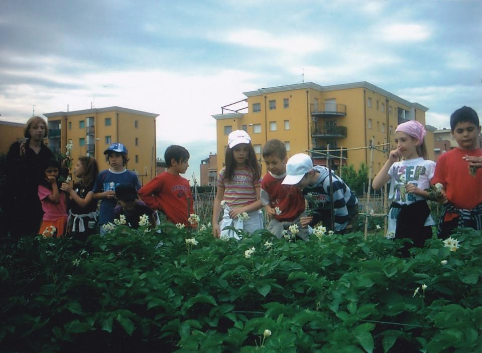 Scuola elementare Calderara