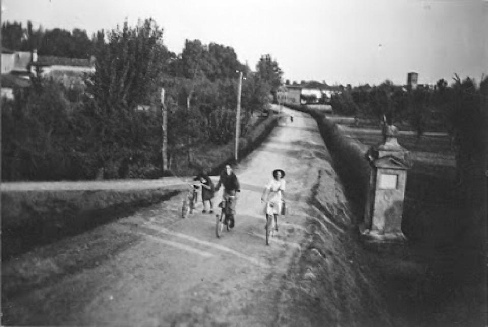 Gita in bicicletta al Mezzomondo di Sacerno