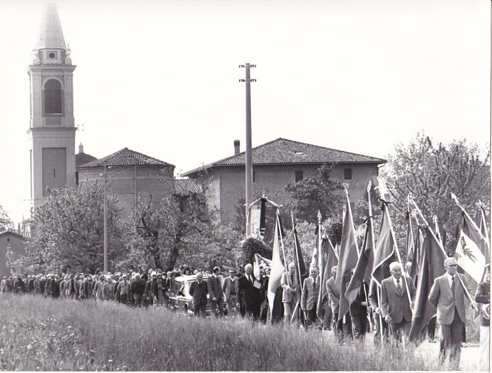 Funerale a Longara, 1980
