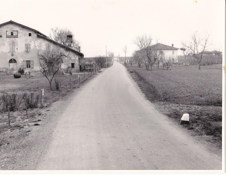 Via San Vitalino, fine anni '50