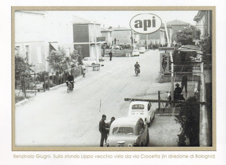Lippo - Il benzinaio Giugni