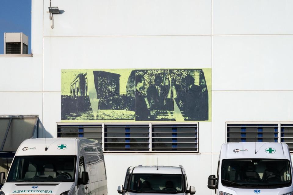 Azienda Cer Gas, Bargellino. Manifesto