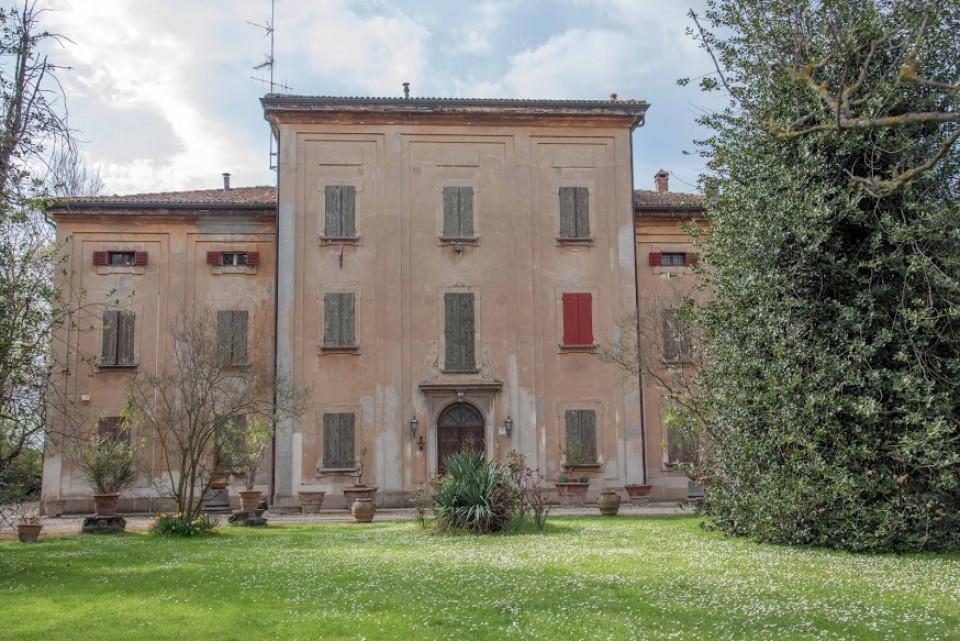 Villa Donini, Longara, 2018