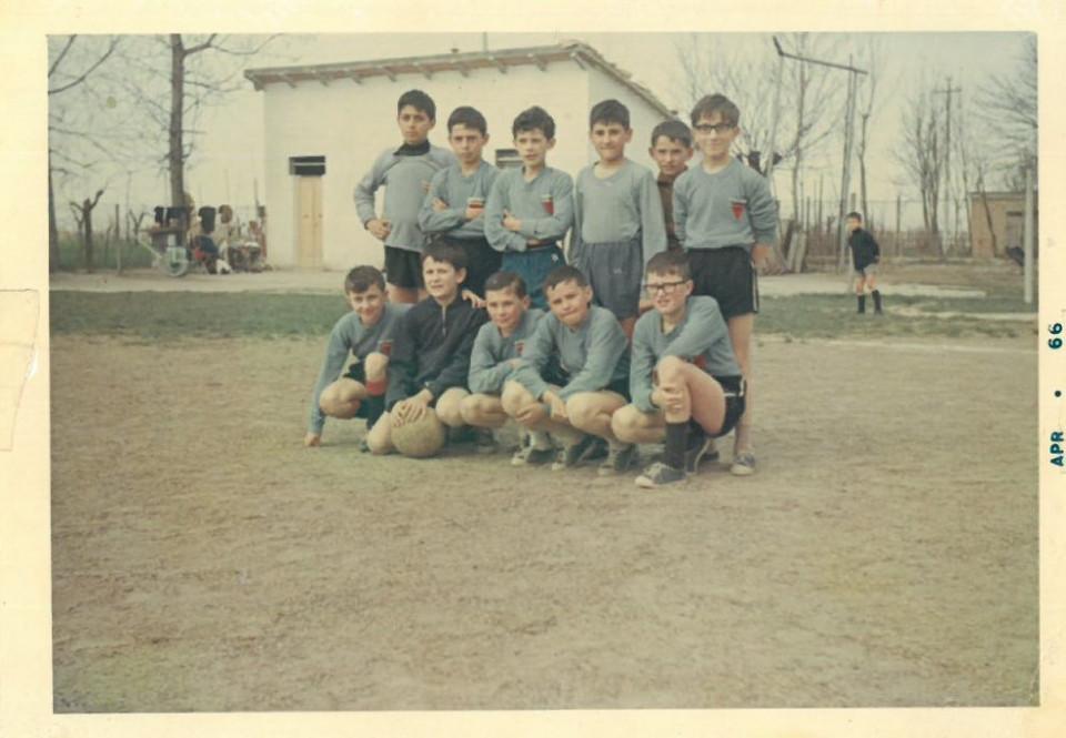 Calcio Calderara, 1966