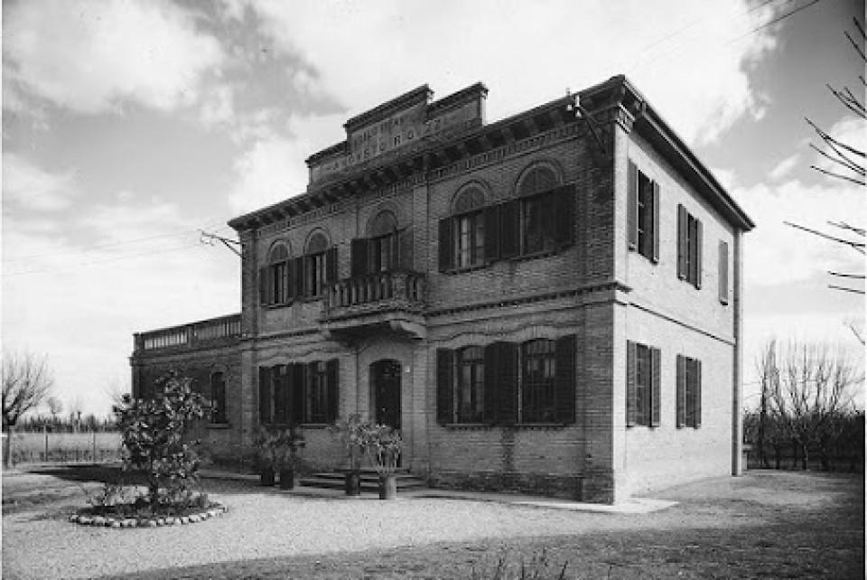 Asilo infantile Augusto Riguzzi di Longara