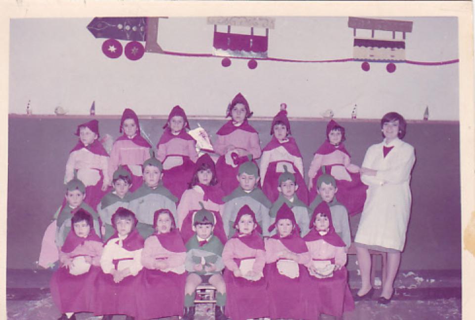 Asilo di San Vitale, Carnevale 1967