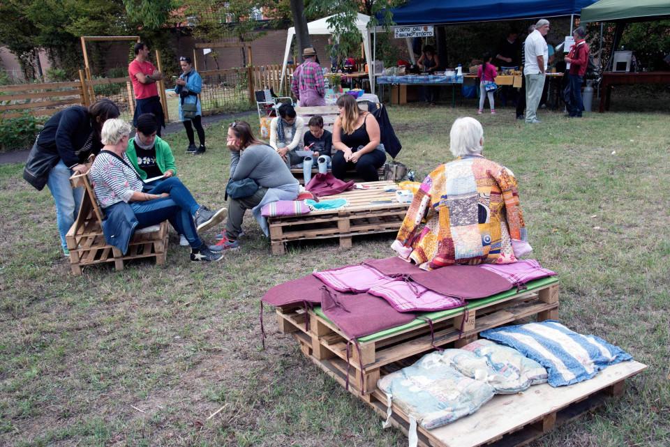 Orti in festa 2017, a cura di Calderara in Transizione