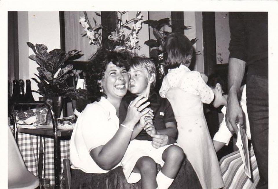 Scuola dell'infanzia comunale Arcobaleno, anni '80