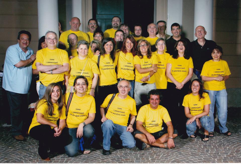 Gruppo dei Commercianti, 2008