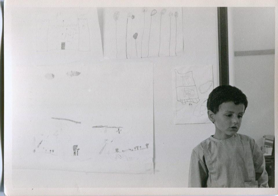 Scuola dell'infanzia comunale Arcobaleno, 1972