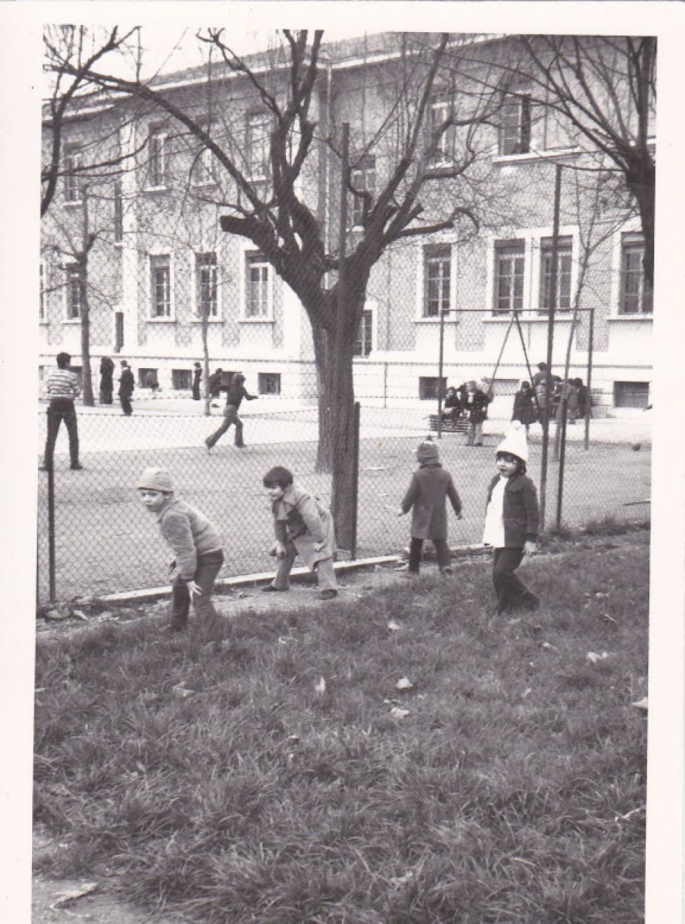 Scuola Calderara, 1973