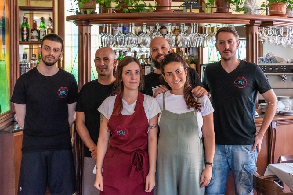 Ristorante Pizzeria Emi, Lippo