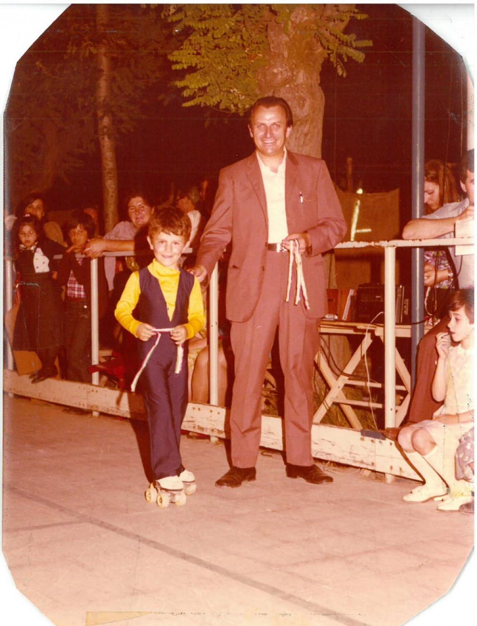 Pattinaggio Calderara, 1976