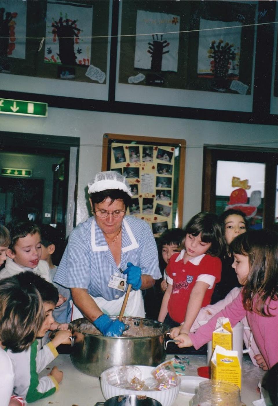 Scuola dell'infanzia comunale Arcobaleno, 2005