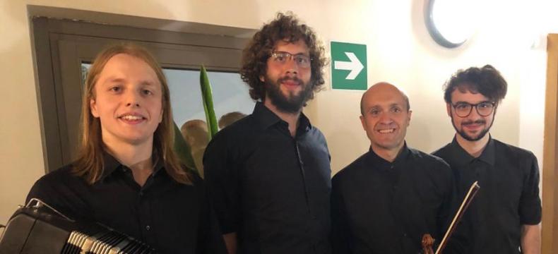 Soffio Armonico Quartet