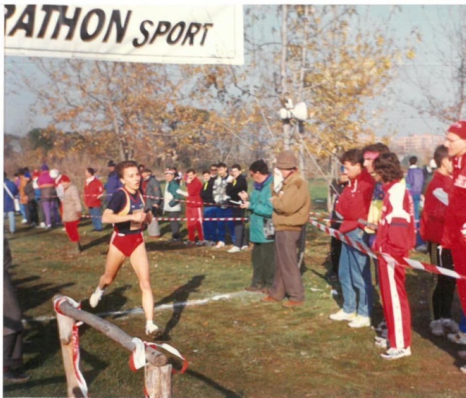 Atletica Calderara, 1993