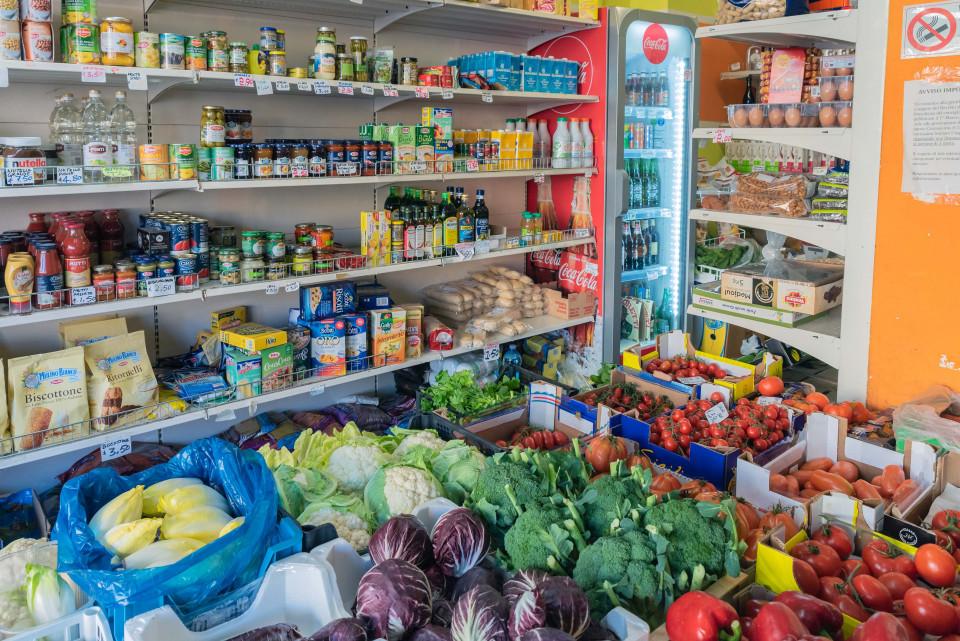 Naran Food, Calderara