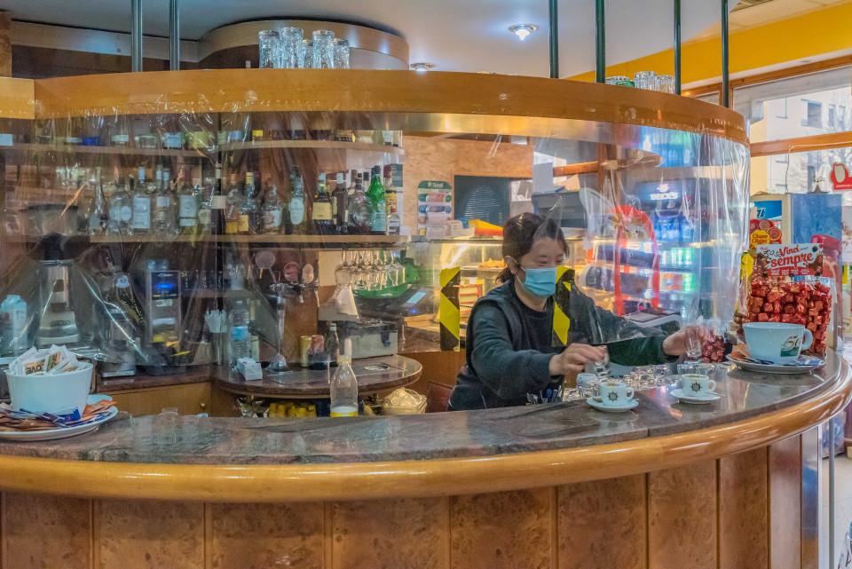 Bar Morello, Calderara