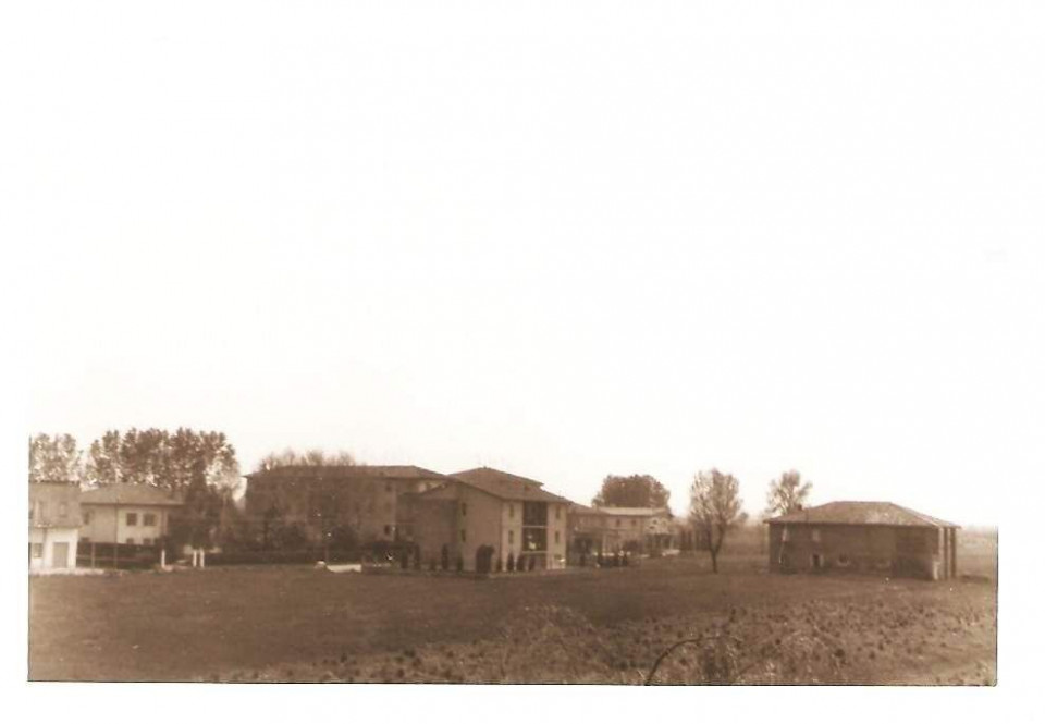 Calderara, anni '70