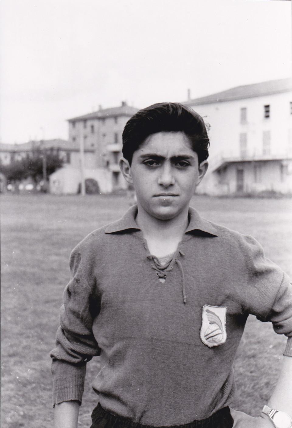 Calcio, Antonio Galletti (Cicci)