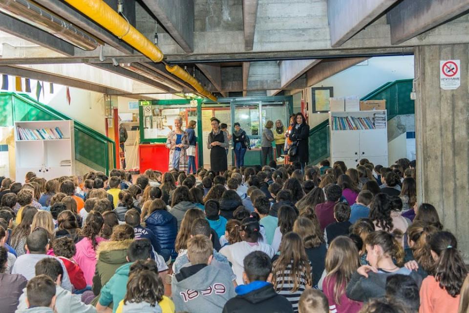 Ecofesta 2015 - progetto Ecoscuola