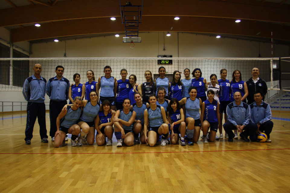 Pallavolo, Team Longara 2009