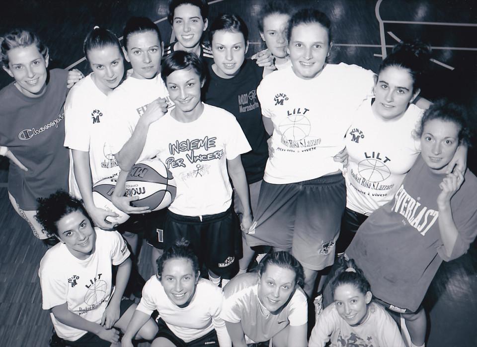 Basket Calderara, 2007