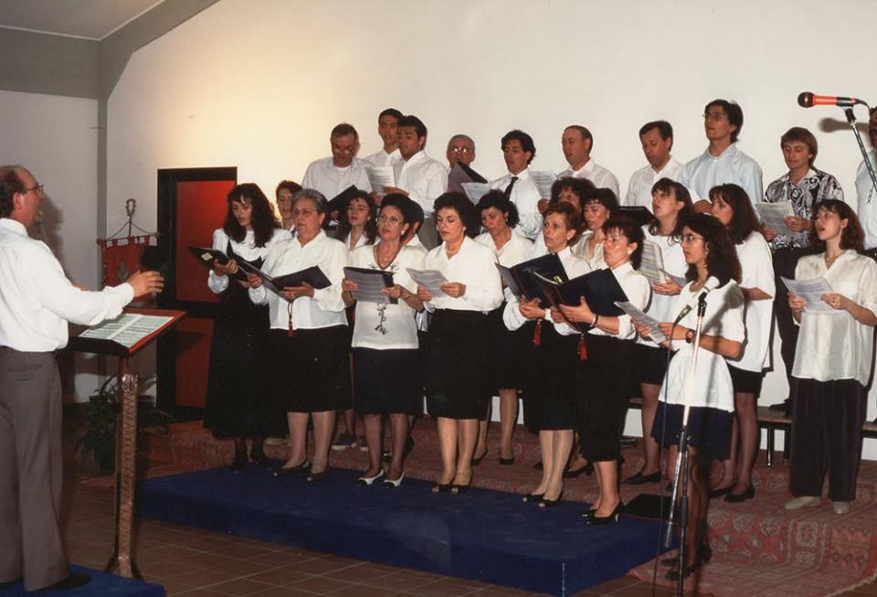 Coro parrocchiale