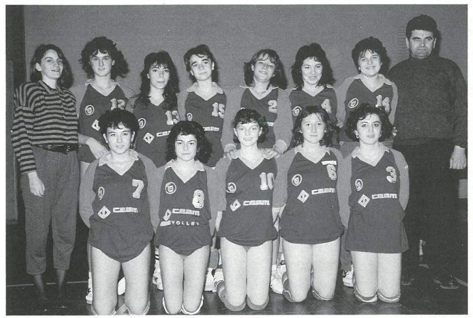 Pallavolo Calderara 1988