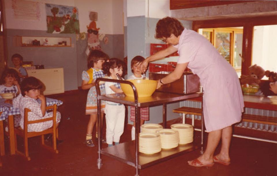 Scuola dell'infanzia comunale Arcobaleno, 1995