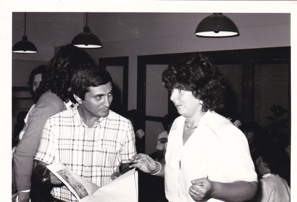 Dipendenti comunali, anni '80