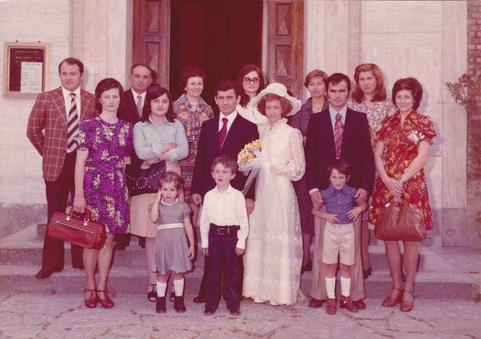 Calderara, giugno 1974