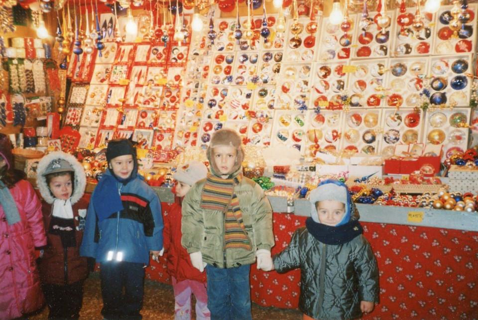 Scuola dell'infanzia comunale Arcobaleno, anni '90