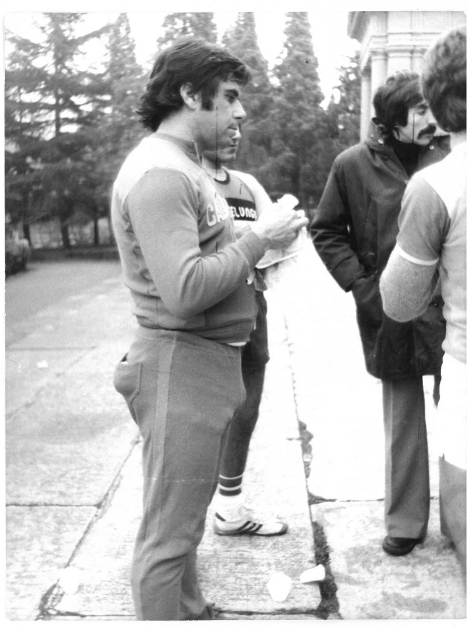 Atletica Calderara, 1976