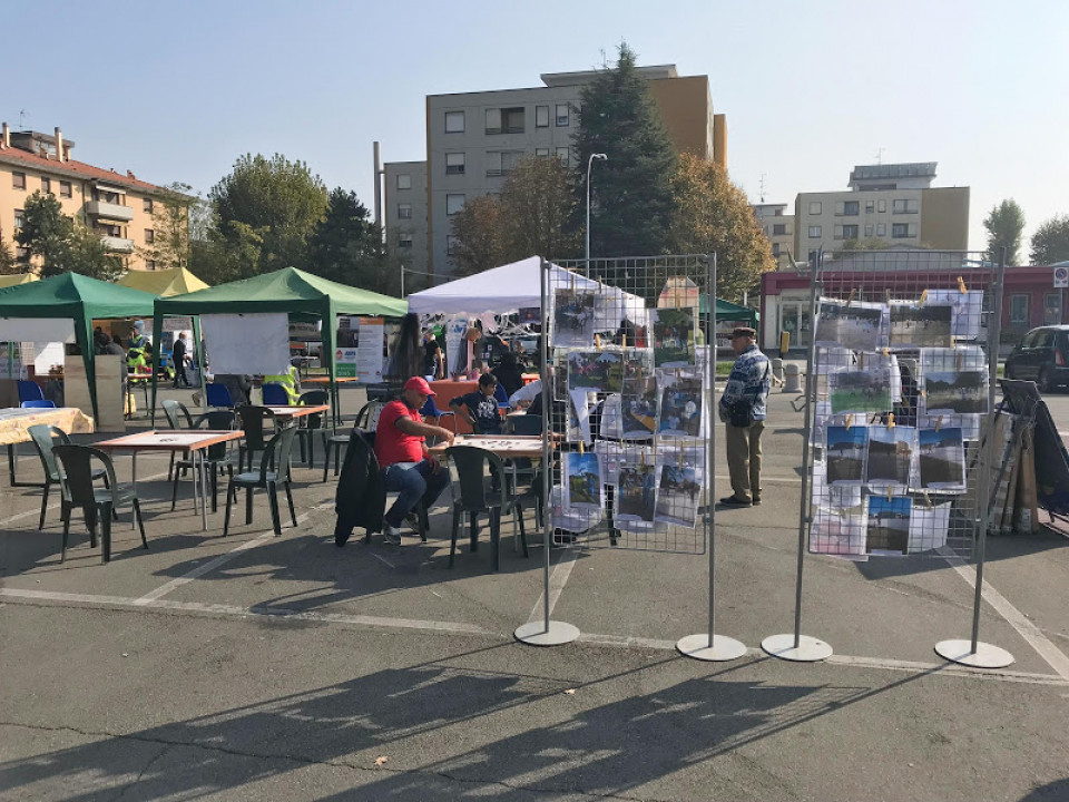 Volontassociate a Calderara, 2017
