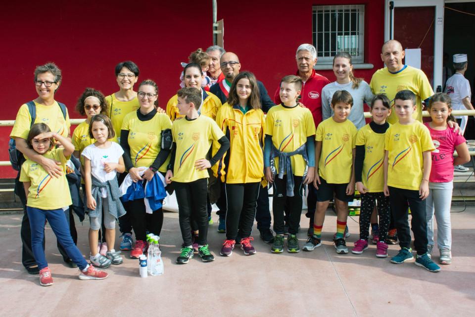 Camminata campagnola 2019, GP Longara